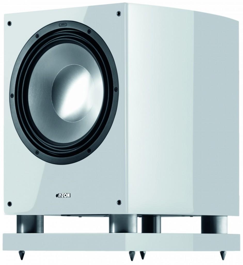 Canton 850R hvit høyglans