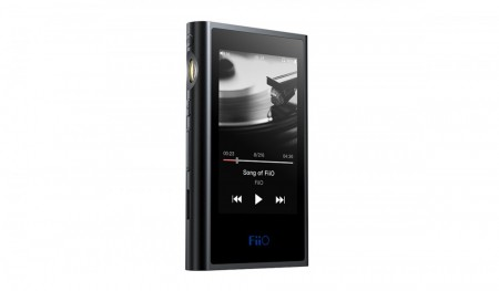 Fiio M9 portable HighRes music player