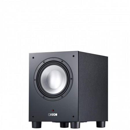 Canton subwoofer 8.4 sort