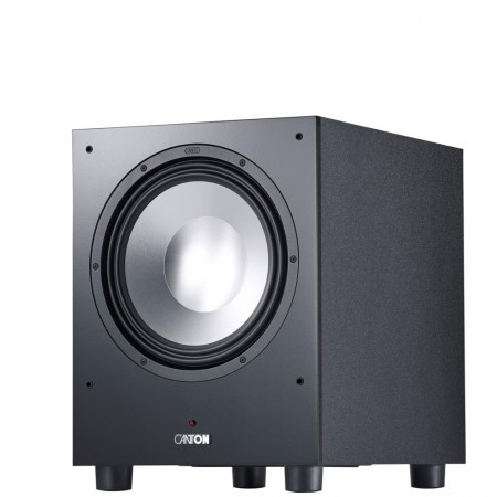 Canton subwoofer 12.4, sort